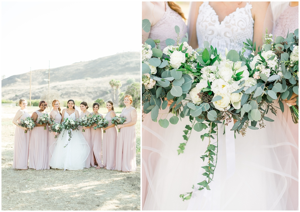 An Organic Floral Inspired Summer Wedding in the open fields of Hamilton Oaks, San Juan Capistrano by Wedding Photographer Madison Ellis (78)