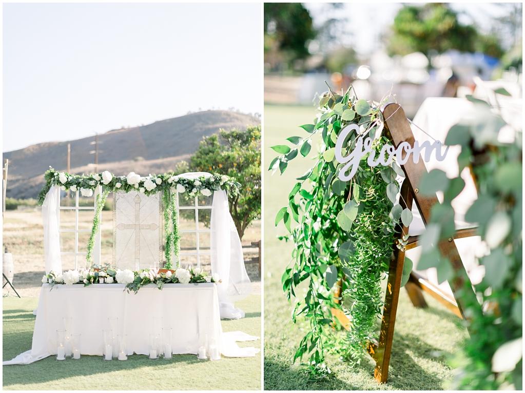 An Organic Floral Inspired Summer Wedding in the open fields of Hamilton Oaks, San Juan Capistrano by Wedding Photographer Madison Ellis (74)