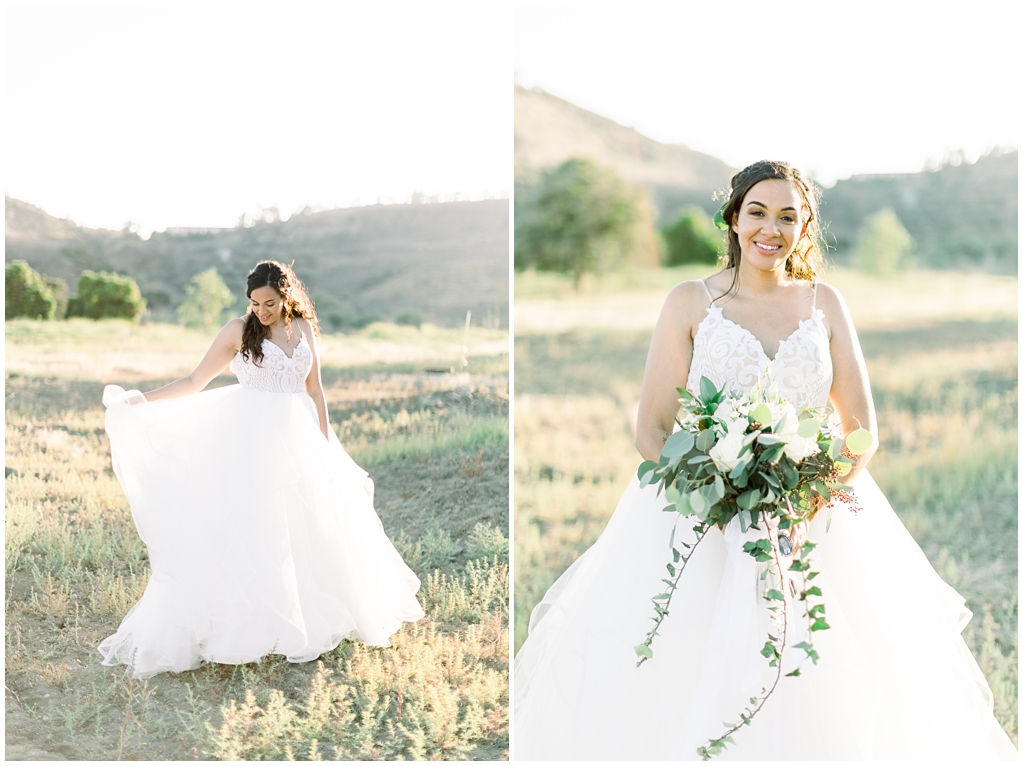 An Organic Floral Inspired Summer Wedding in the open fields of Hamilton Oaks, San Juan Capistrano by Wedding Photographer Madison Ellis (71)