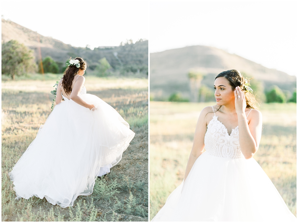 An Organic Floral Inspired Summer Wedding in the open fields of Hamilton Oaks, San Juan Capistrano by Wedding Photographer Madison Ellis (68)