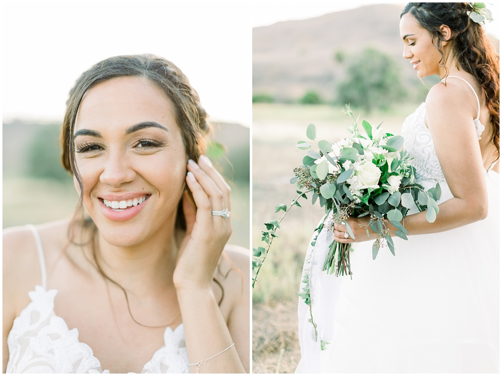 An Organic Floral Inspired Summer Wedding in the open fields of Hamilton Oaks, San Juan Capistrano by Wedding Photographer Madison Ellis (62)