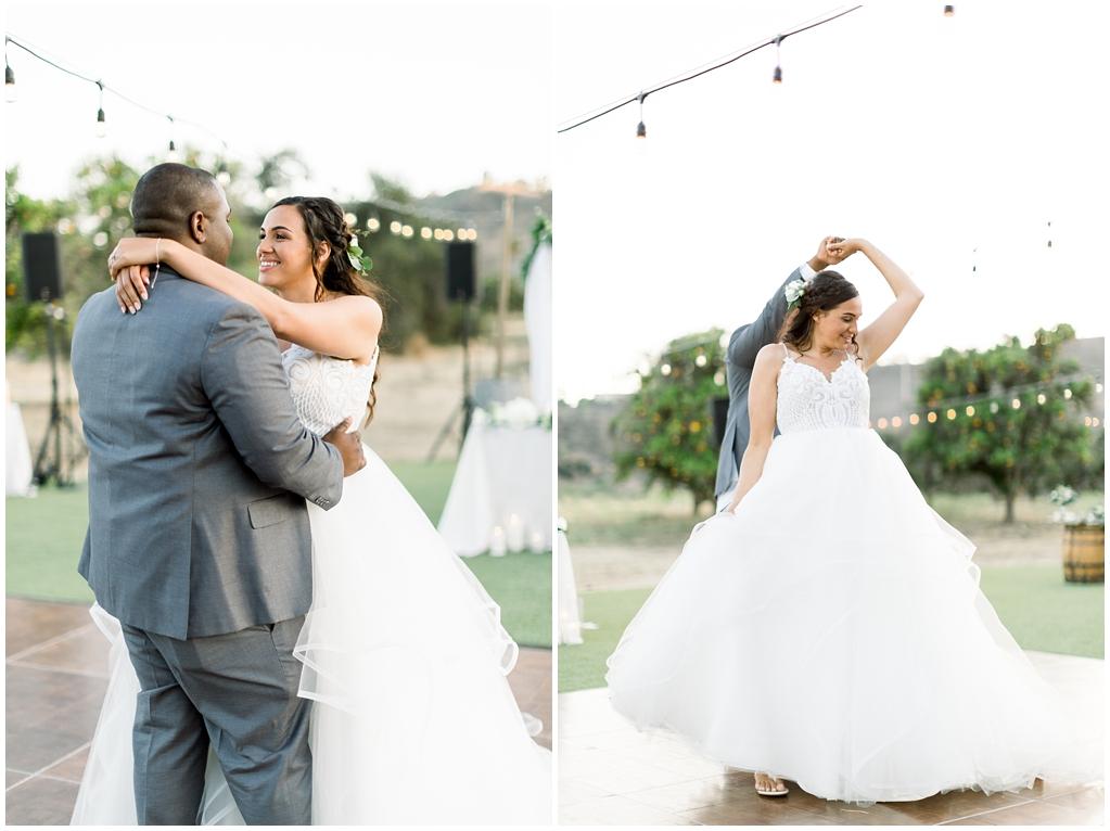 An Organic Floral Inspired Summer Wedding in the open fields of Hamilton Oaks, San Juan Capistrano by Wedding Photographer Madison Ellis (57)