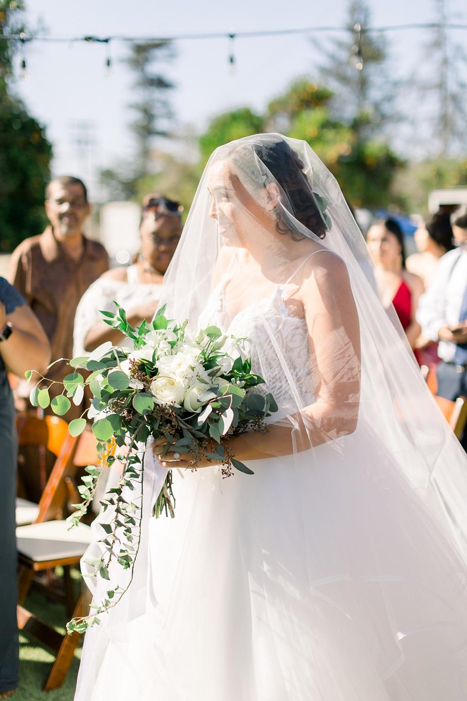 An Organic Floral Inspired Summer Wedding in the open fields of Hamilton Oaks, San Juan Capistrano by Wedding Photographer Madison Ellis (19)