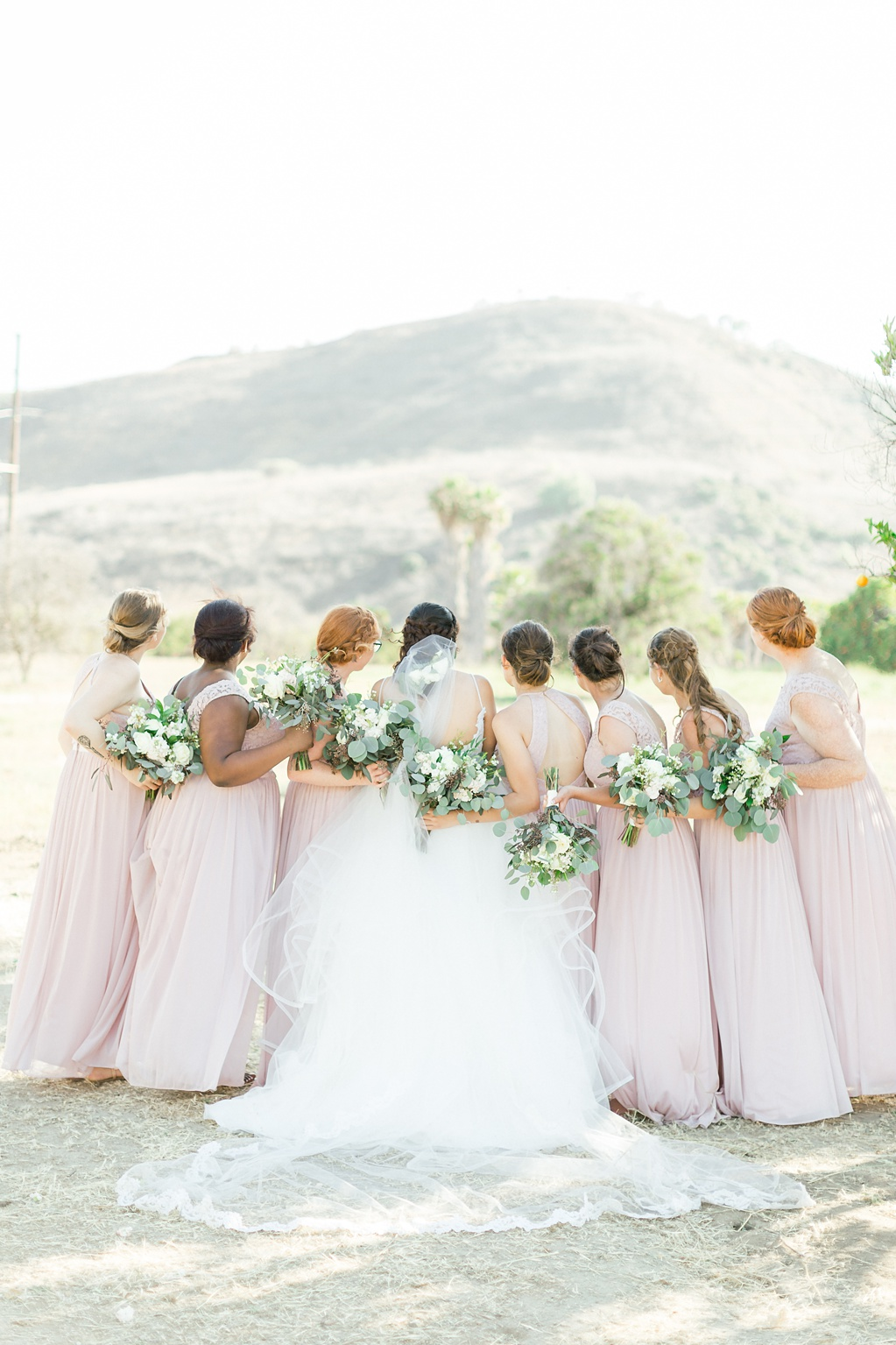 An Organic Floral Inspired Summer Wedding in the open fields of Hamilton Oaks, San Juan Capistrano by Wedding Photographer Madison Ellis (96)