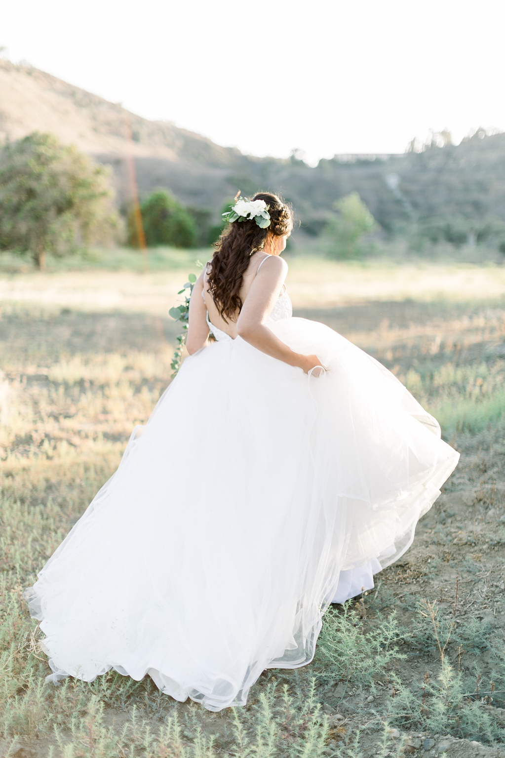 An Organic Floral Inspired Summer Wedding in the open fields of Hamilton Oaks, San Juan Capistrano by Wedding Photographer Madison Ellis (61)