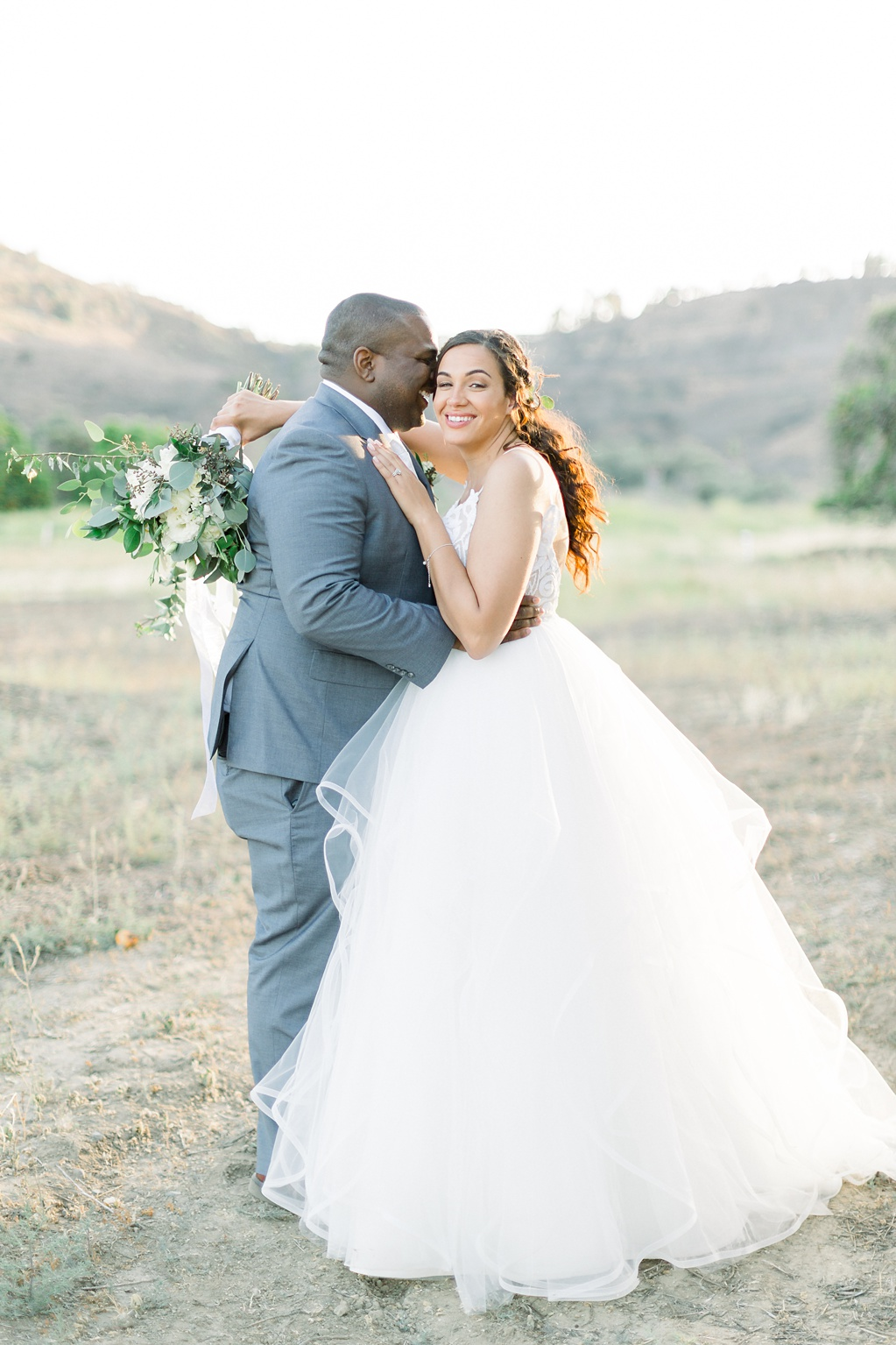 An Organic Floral Inspired Summer Wedding in the open fields of Hamilton Oaks, San Juan Capistrano by Wedding Photographer Madison Ellis (55)