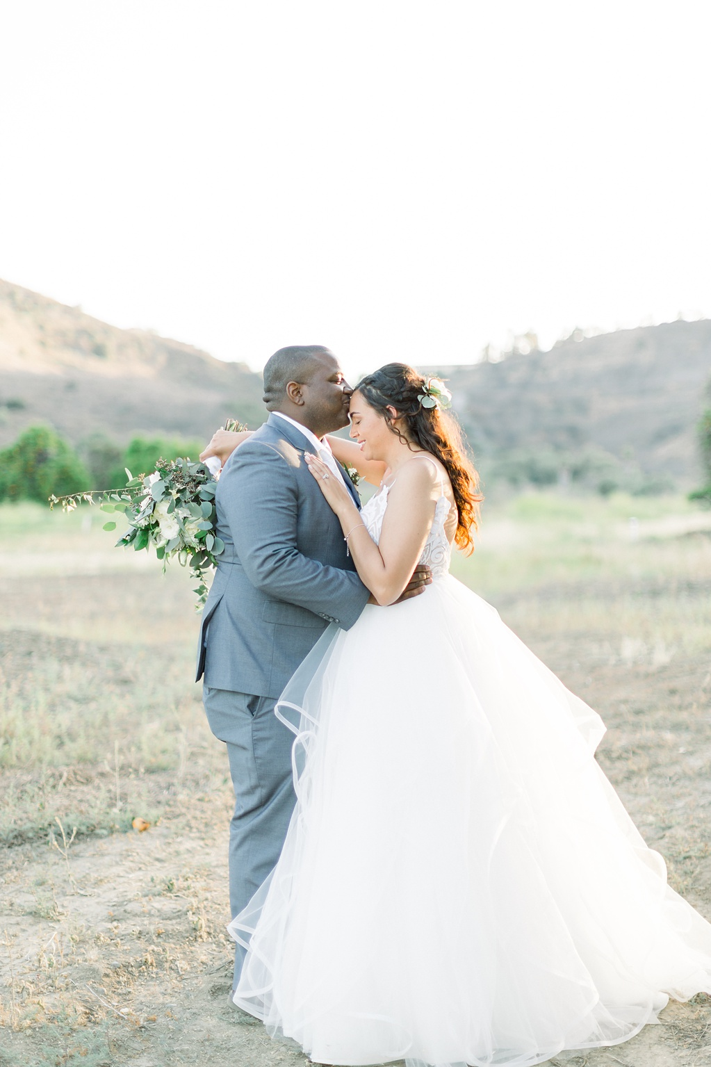 An Organic Floral Inspired Summer Wedding in the open fields of Hamilton Oaks, San Juan Capistrano by Wedding Photographer Madison Ellis (50)