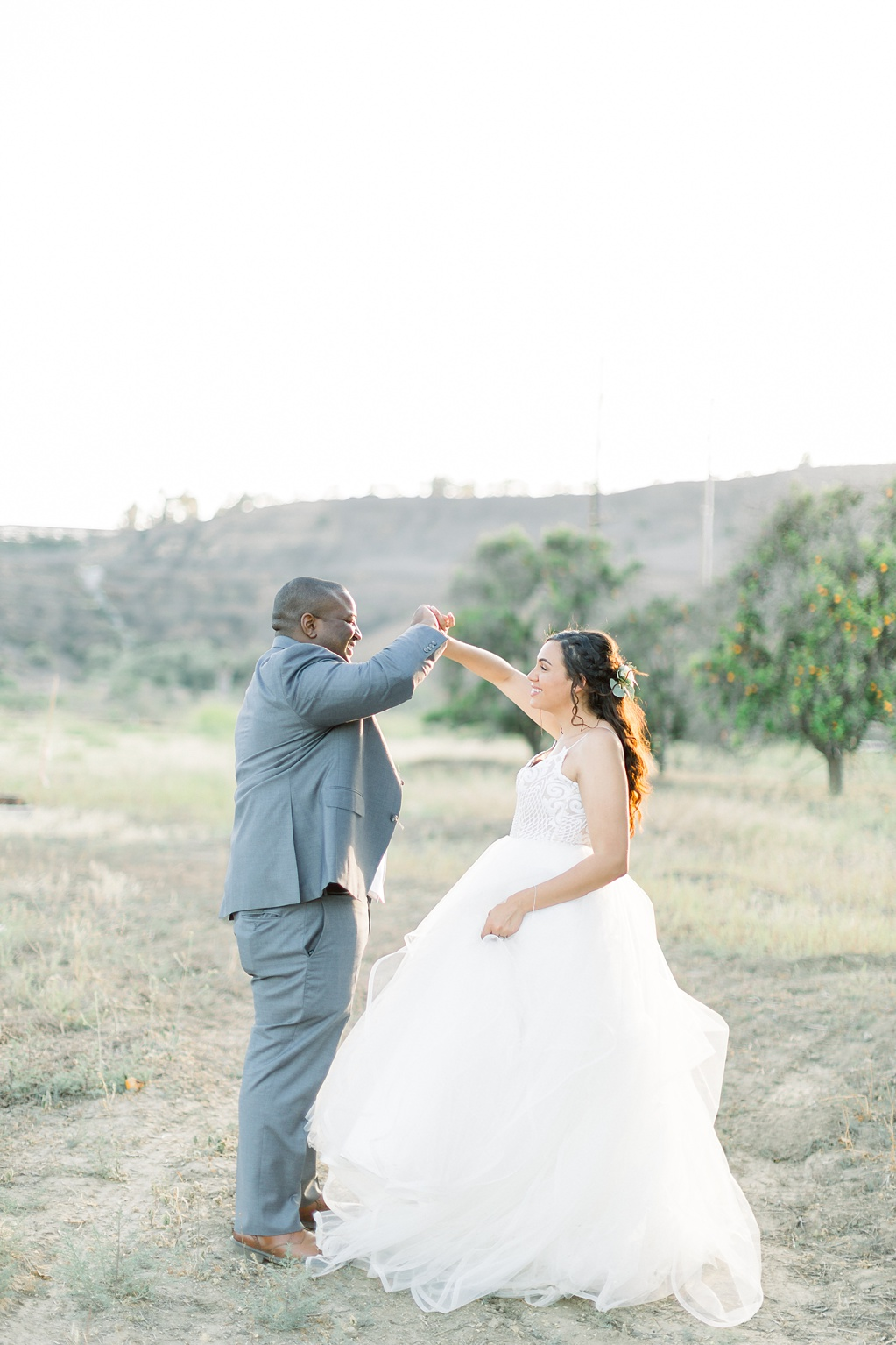 An Organic Floral Inspired Summer Wedding in the open fields of Hamilton Oaks, San Juan Capistrano by Wedding Photographer Madison Ellis (47)