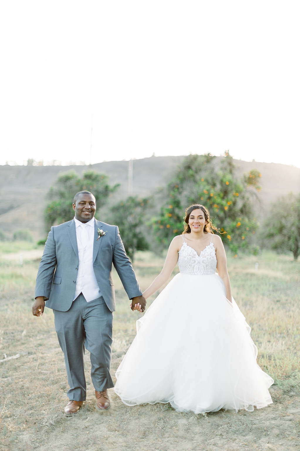 An Organic Floral Inspired Summer Wedding in the open fields of Hamilton Oaks, San Juan Capistrano by Wedding Photographer Madison Ellis (45)