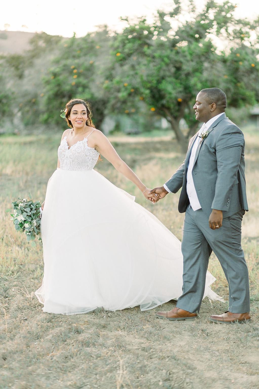 An Organic Floral Inspired Summer Wedding in the open fields of Hamilton Oaks, San Juan Capistrano by Wedding Photographer Madison Ellis (38)