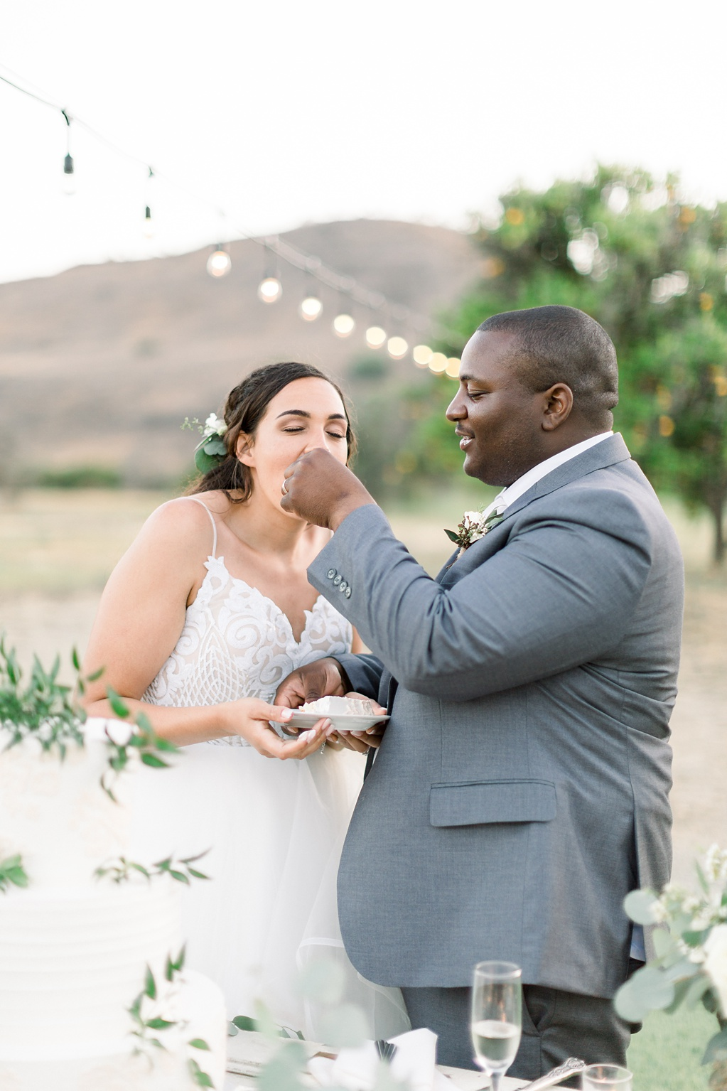 An Organic Floral Inspired Summer Wedding in the open fields of Hamilton Oaks, San Juan Capistrano by Wedding Photographer Madison Ellis (12)