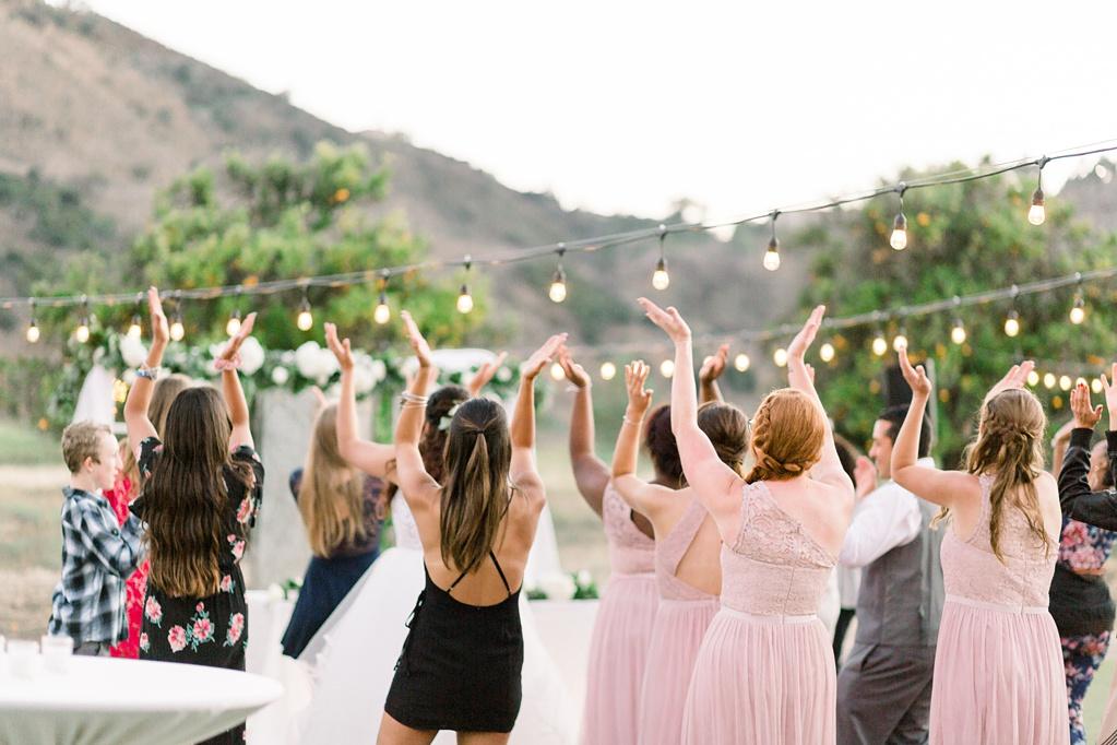 An Organic Floral Inspired Summer Wedding in the open fields of Hamilton Oaks, San Juan Capistrano by Wedding Photographer Madison Ellis (6)