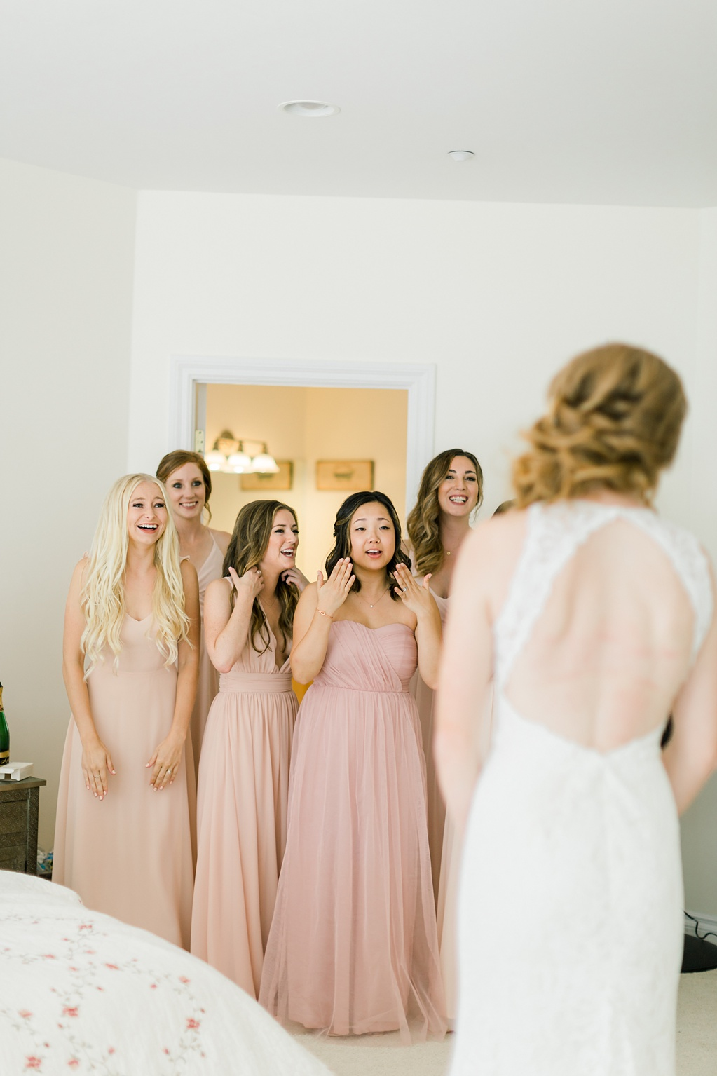 White Barn Inspired Summer Wedding In The Valley of Arroyo Grande, California by Wedding Photographer Madison Ellis (63)
