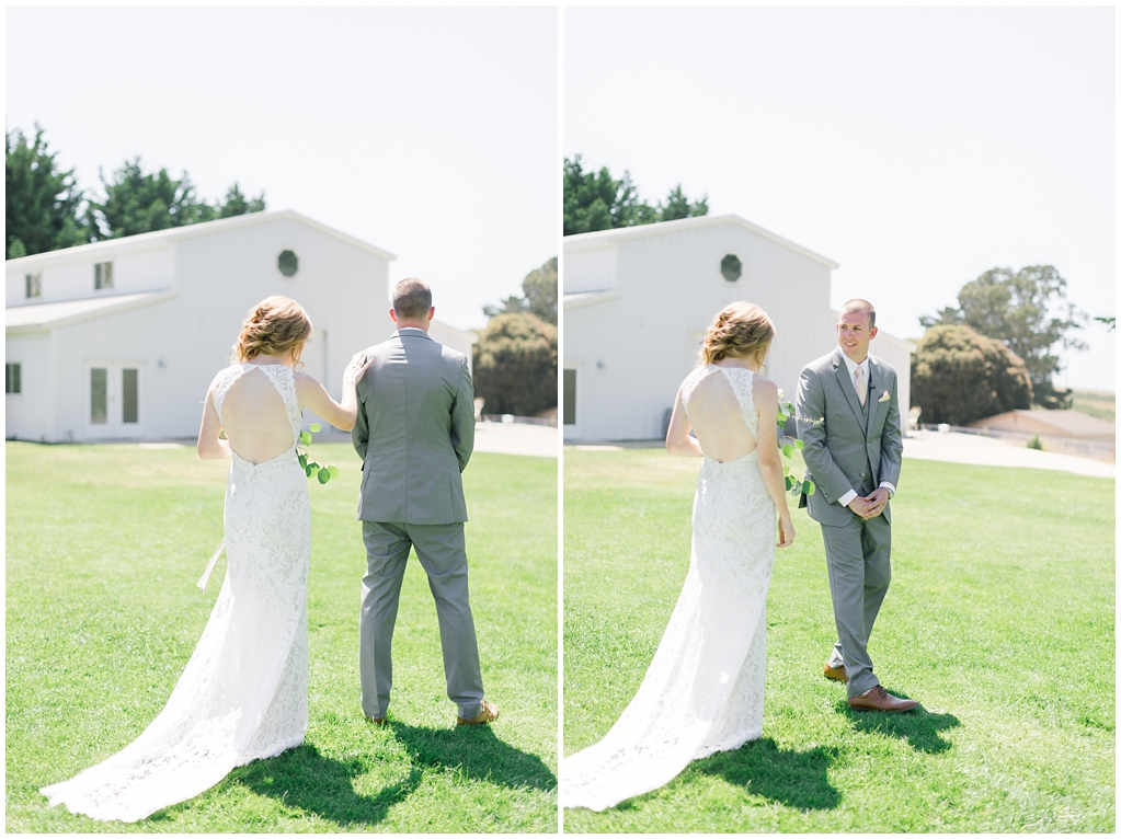 White Barn Inspired Summer Wedding In The Valley of Arroyo Grande, California by Wedding Photographer Madison Ellis (55)