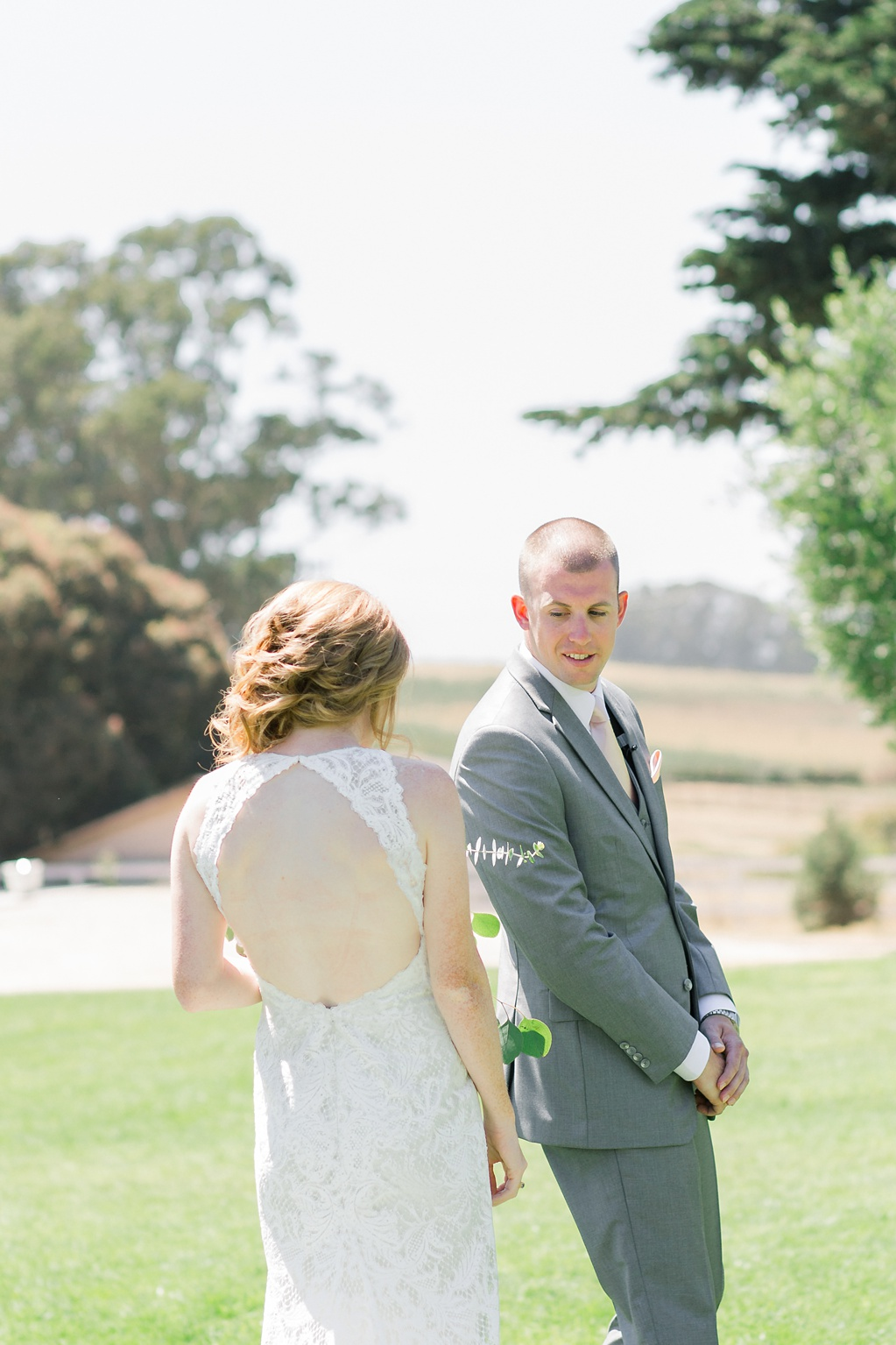 White Barn Inspired Summer Wedding In The Valley of Arroyo Grande, California by Wedding Photographer Madison Ellis (54)