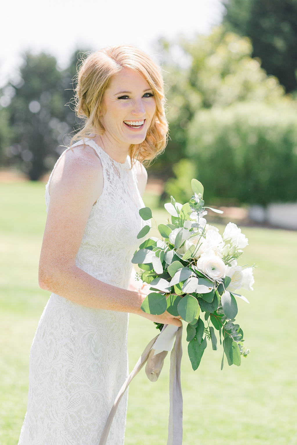White Barn Inspired Summer Wedding In The Valley of Arroyo Grande, California by Wedding Photographer Madison Ellis (48)