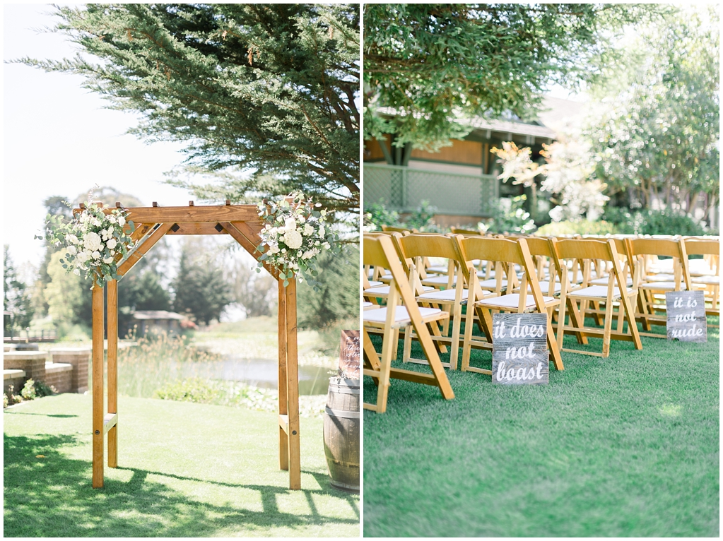 White Barn Inspired Summer Wedding In The Valley of Arroyo Grande, California by Wedding Photographer Madison Ellis. (60)