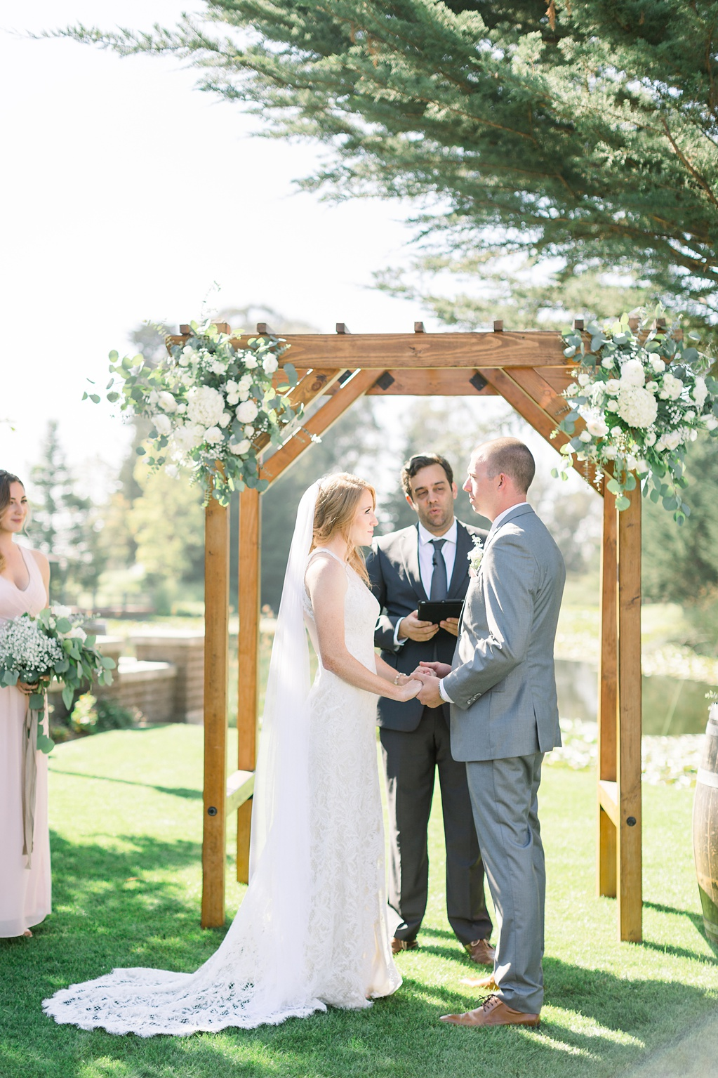 White Barn Inspired Summer Wedding In The Valley of Arroyo Grande, California by Wedding Photographer Madison Ellis. (56)