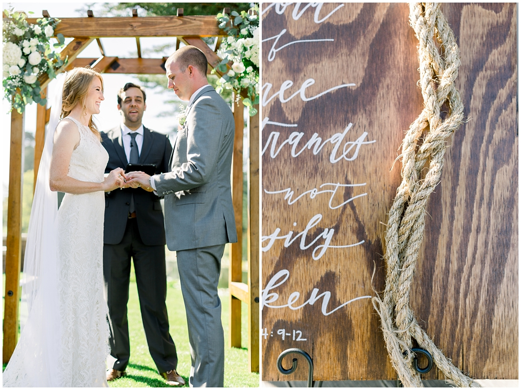 White Barn Inspired Summer Wedding In The Valley of Arroyo Grande, California by Wedding Photographer Madison Ellis. (55)