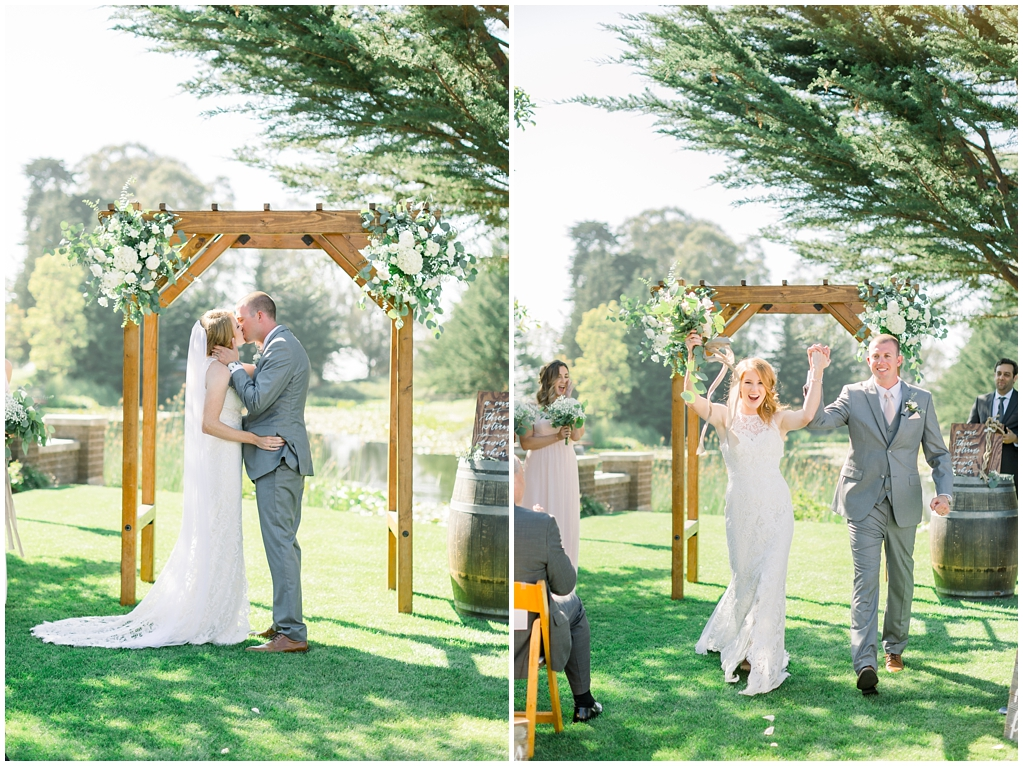 White Barn Inspired Summer Wedding In The Valley of Arroyo Grande, California by Wedding Photographer Madison Ellis. (53)