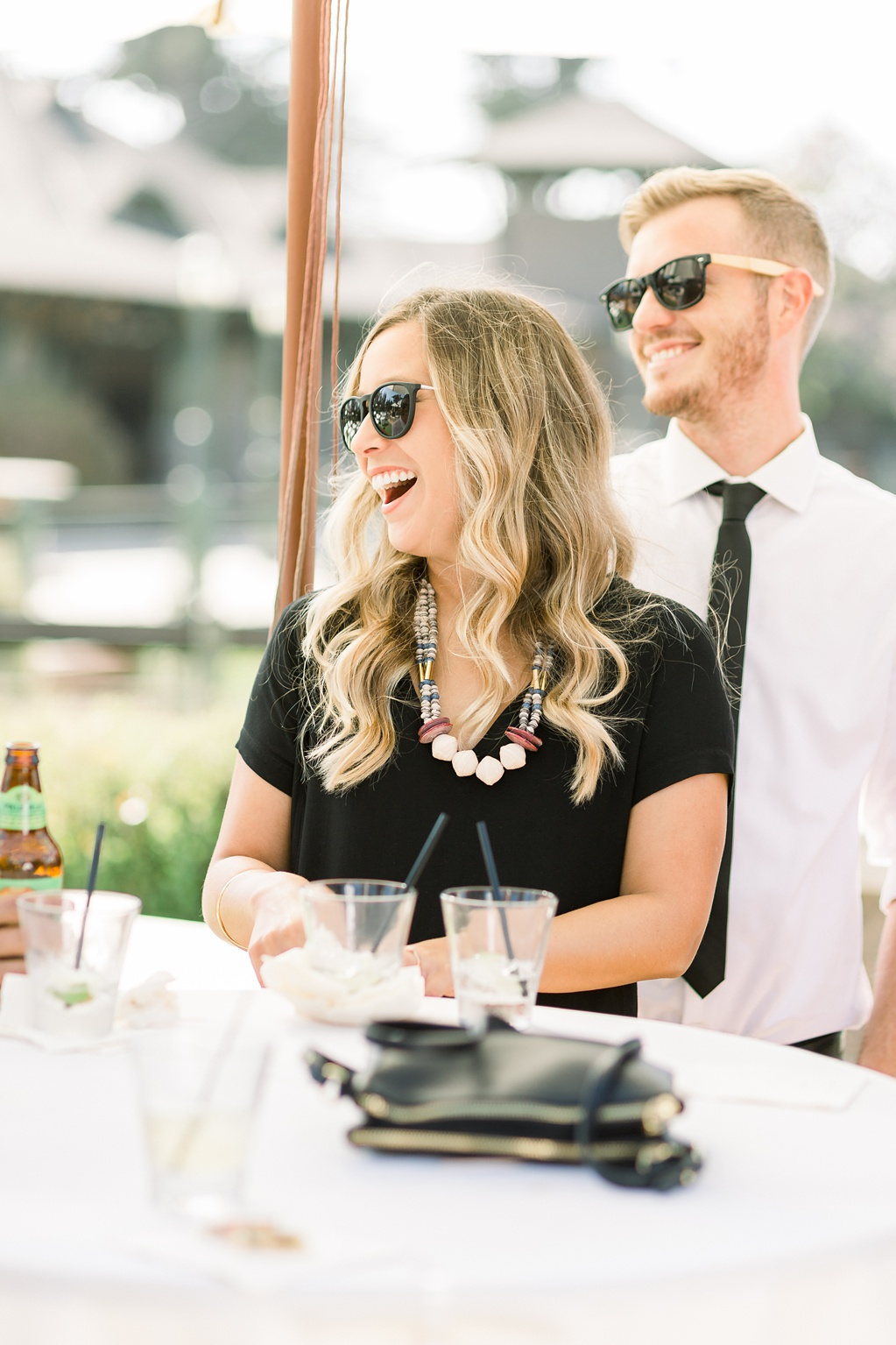 White Barn Inspired Summer Wedding In The Valley of Arroyo Grande, California by Wedding Photographer Madison Ellis. (51)