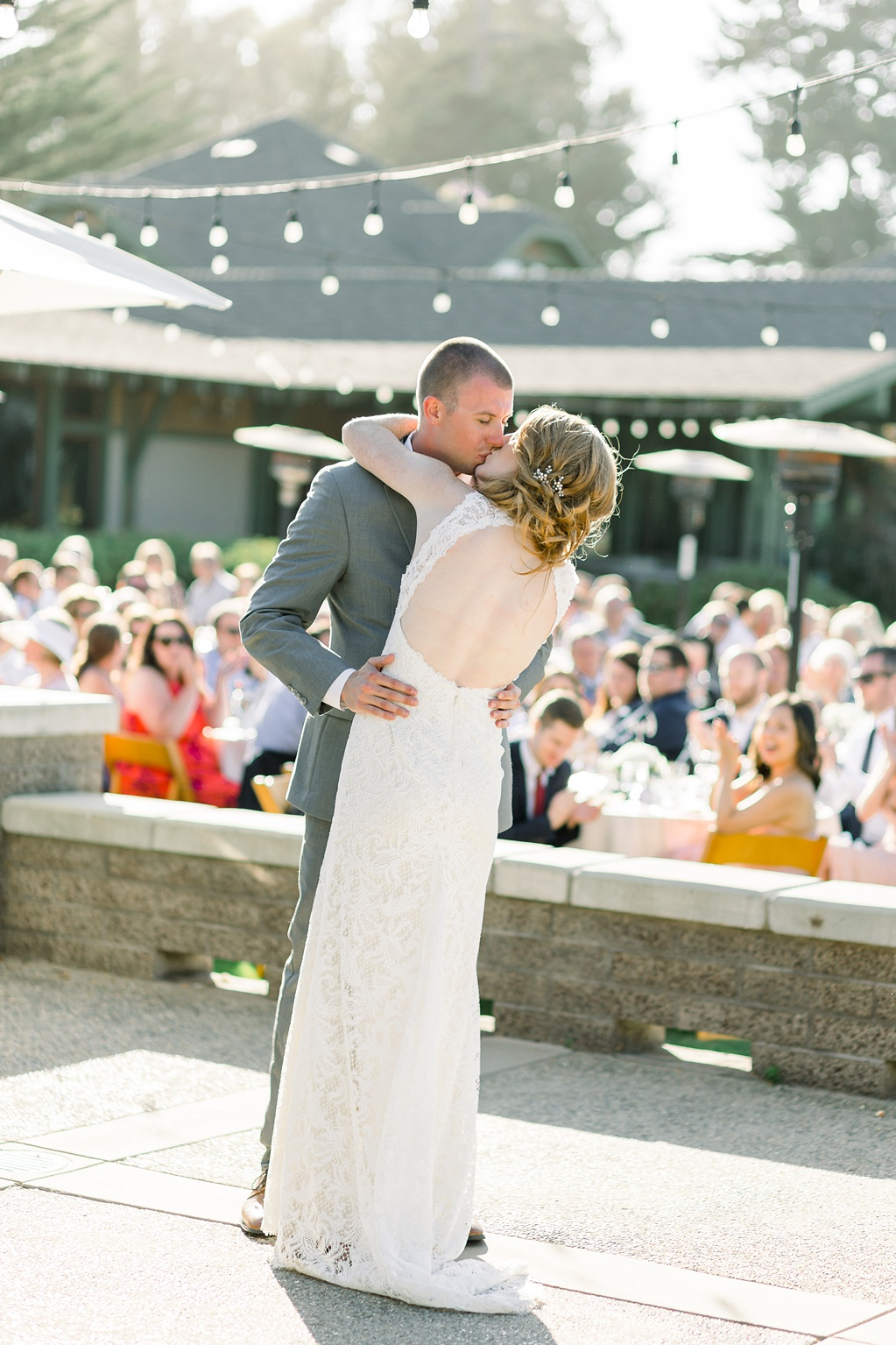 White Barn Inspired Summer Wedding In The Valley of Arroyo Grande, California by Wedding Photographer Madison Ellis. (45)