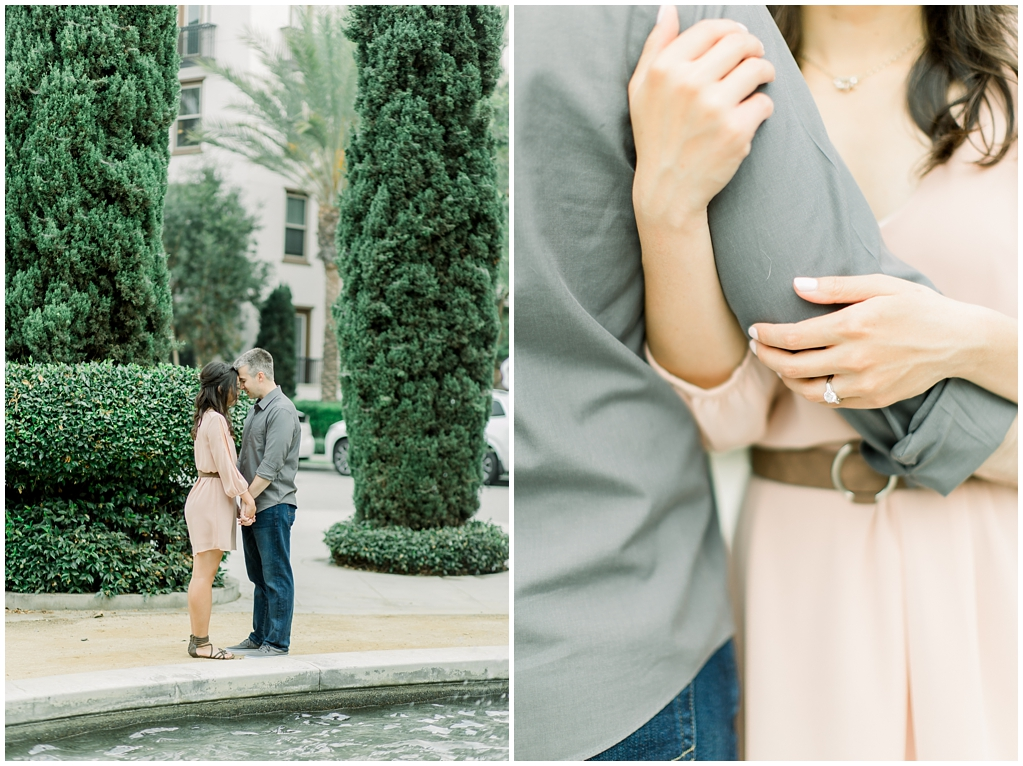 Beautiful at home engagement session in Playa Vista (44)