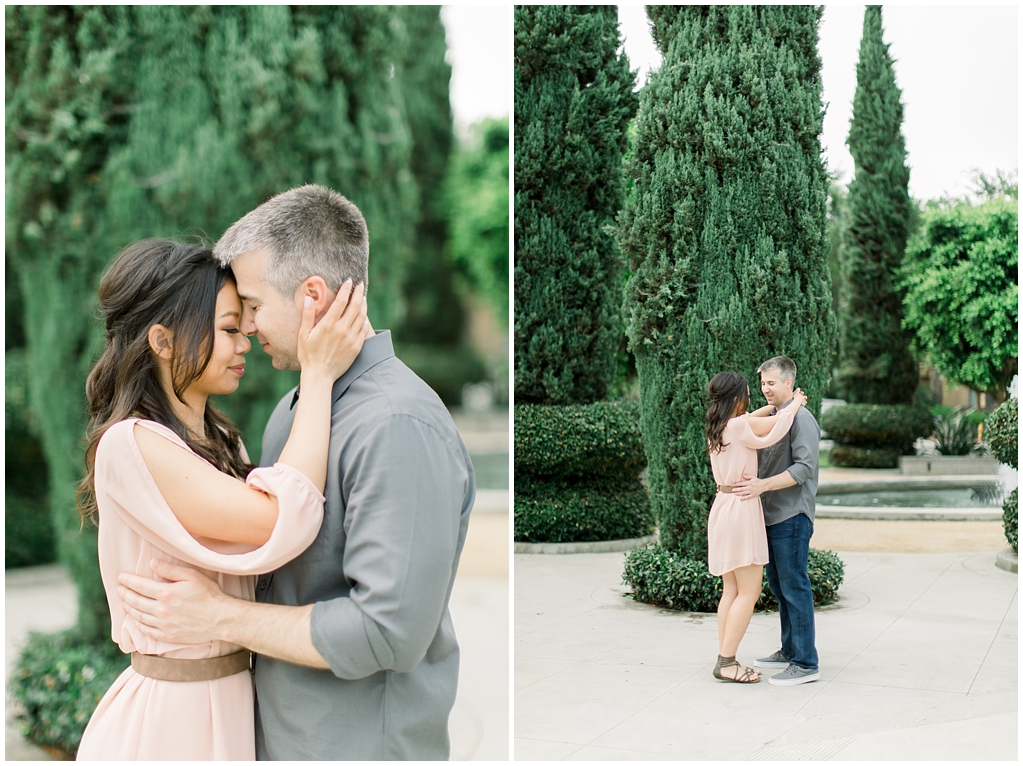 Beautiful at home engagement session in Playa Vista (42)