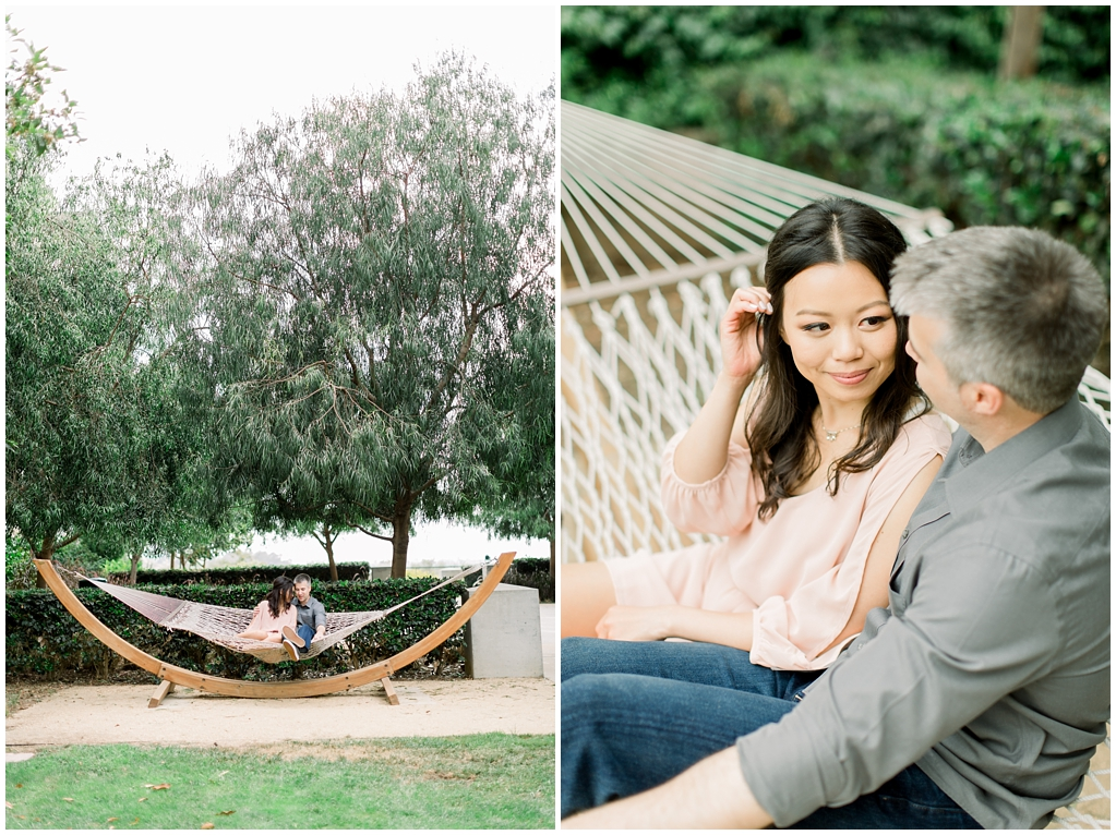 Beautiful at home engagement session in Playa Vista (41)