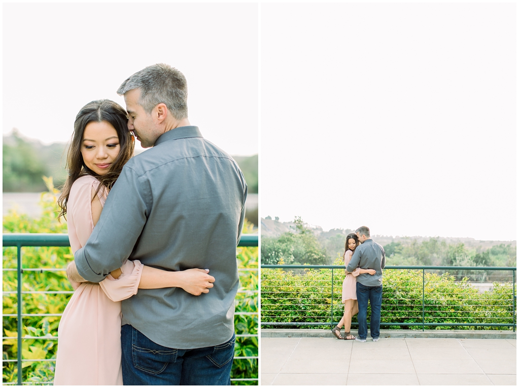 Beautiful at home engagement session in Playa Vista (40)