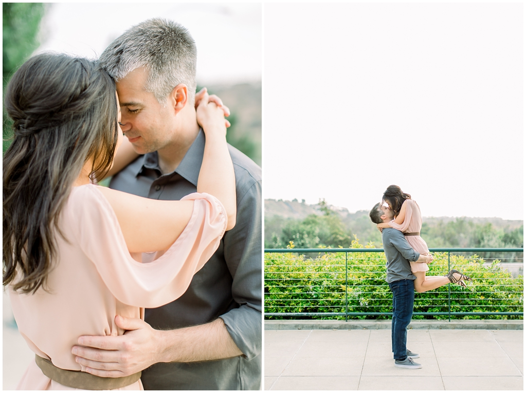 Beautiful at home engagement session in Playa Vista (39)