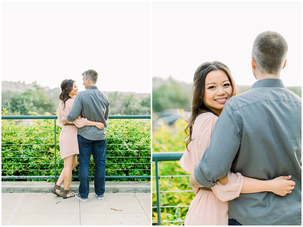 Beautiful at home engagement session in Playa Vista (38)