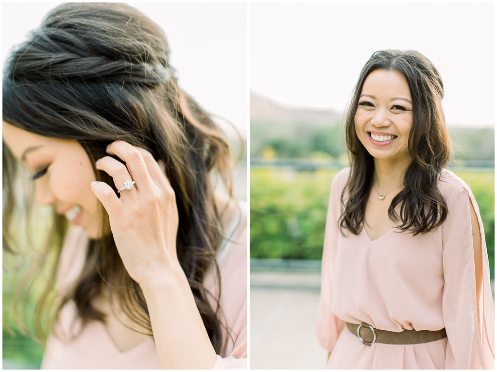 Beautiful at home engagement session in Playa Vista (37)