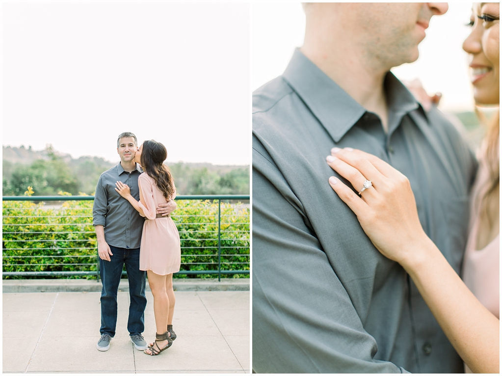 Beautiful at home engagement session in Playa Vista (35)