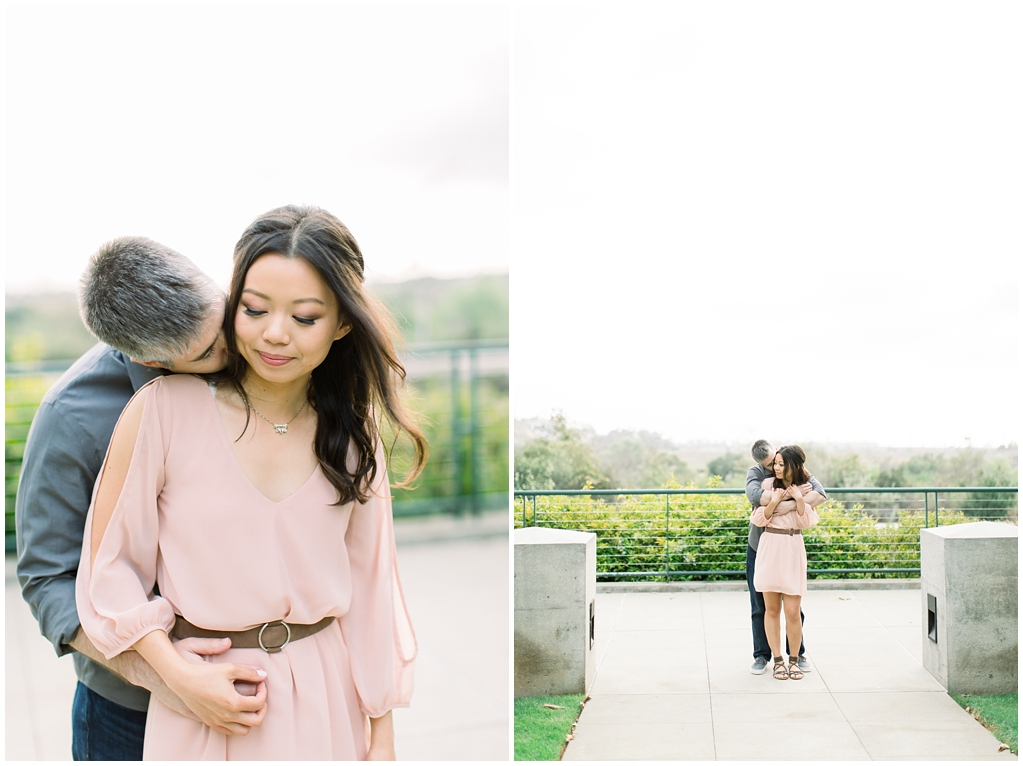 Beautiful at home engagement session in Playa Vista (34)