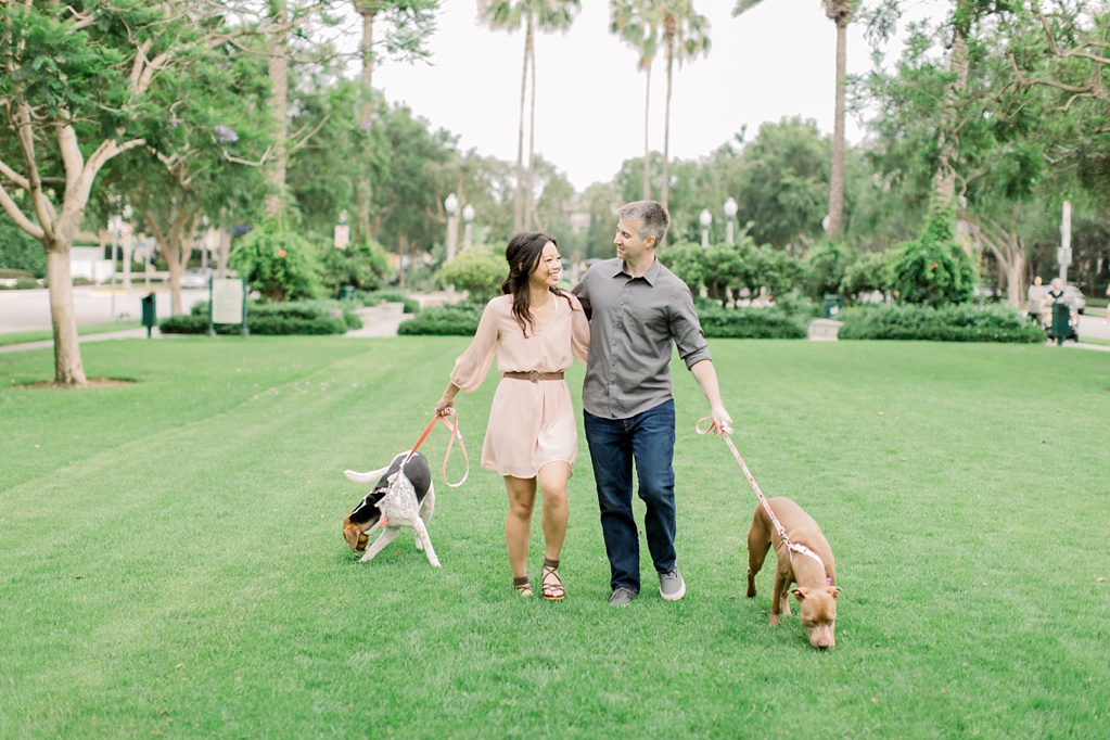 Beautiful at home engagement session in Playa Vista (27)