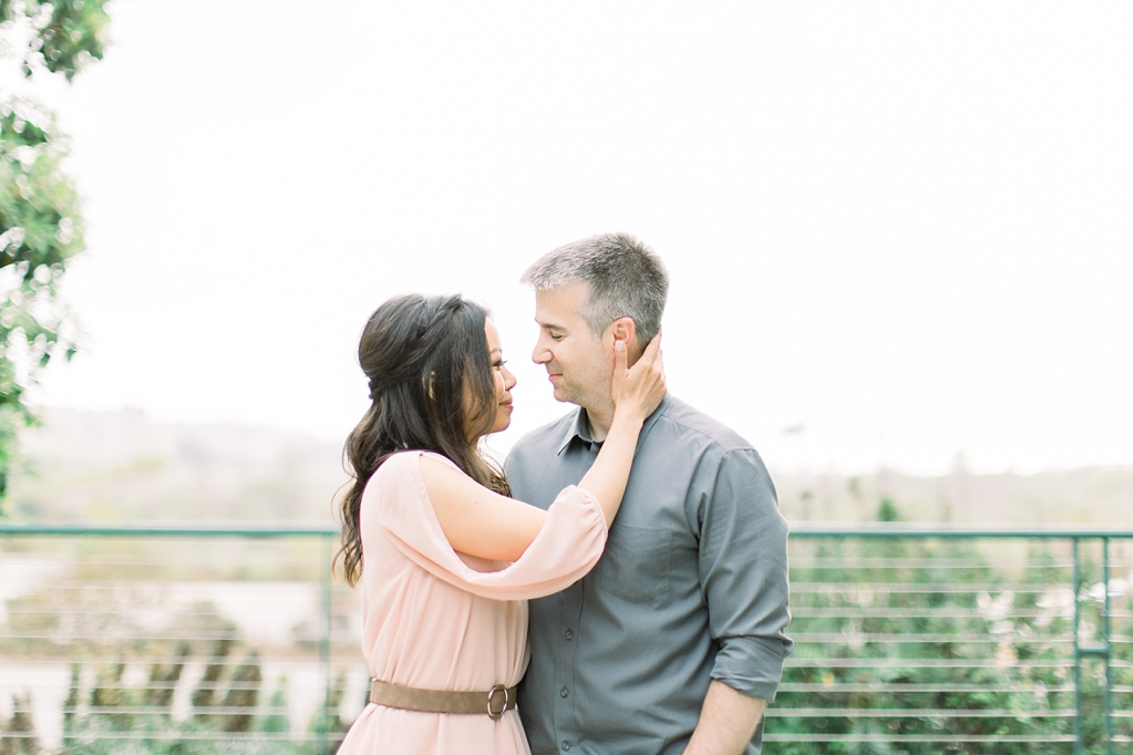Beautiful at home engagement session in Playa Vista (26)