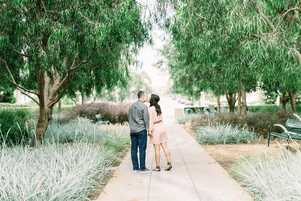 Beautiful at home engagement session in Playa Vista (25)