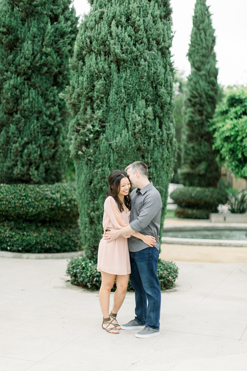 Beautiful at home engagement session in Playa Vista (23)
