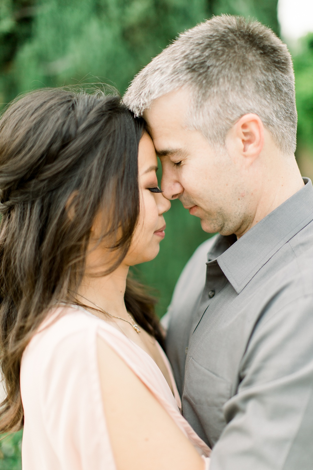 Beautiful at home engagement session in Playa Vista (18)