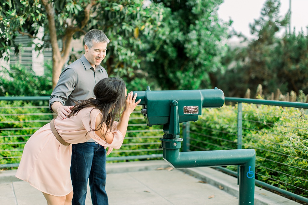 Beautiful at home engagement session in Playa Vista (10)