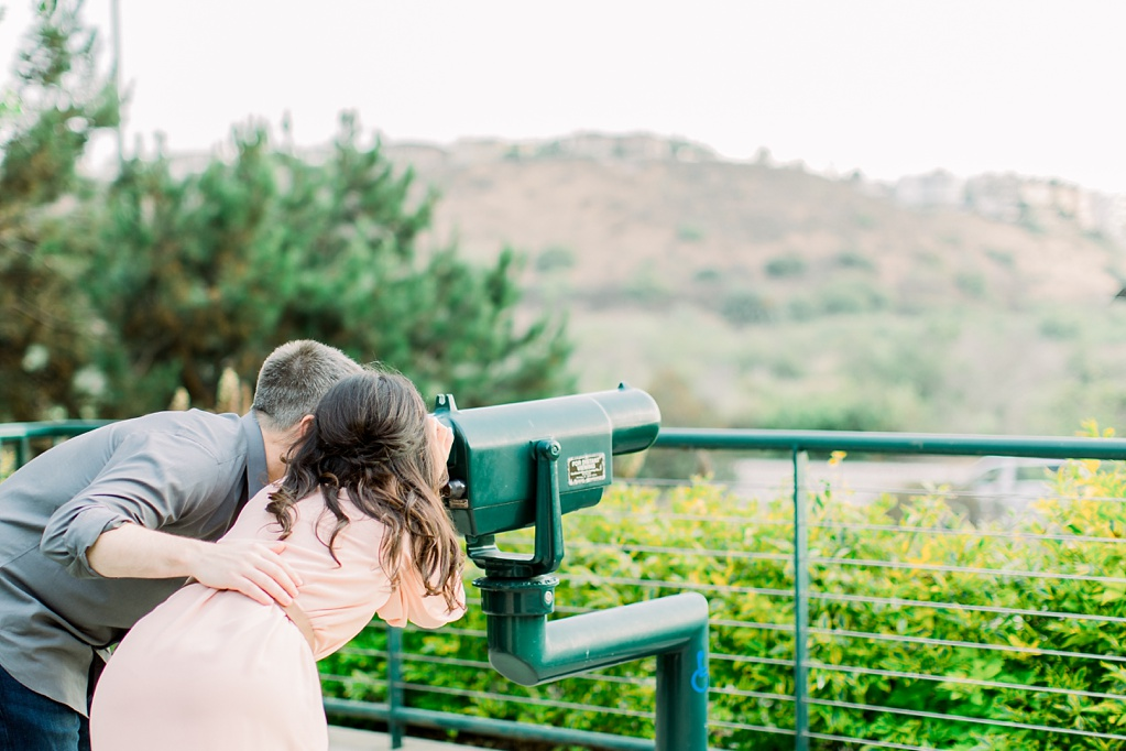 Beautiful at home engagement session in Playa Vista (9)