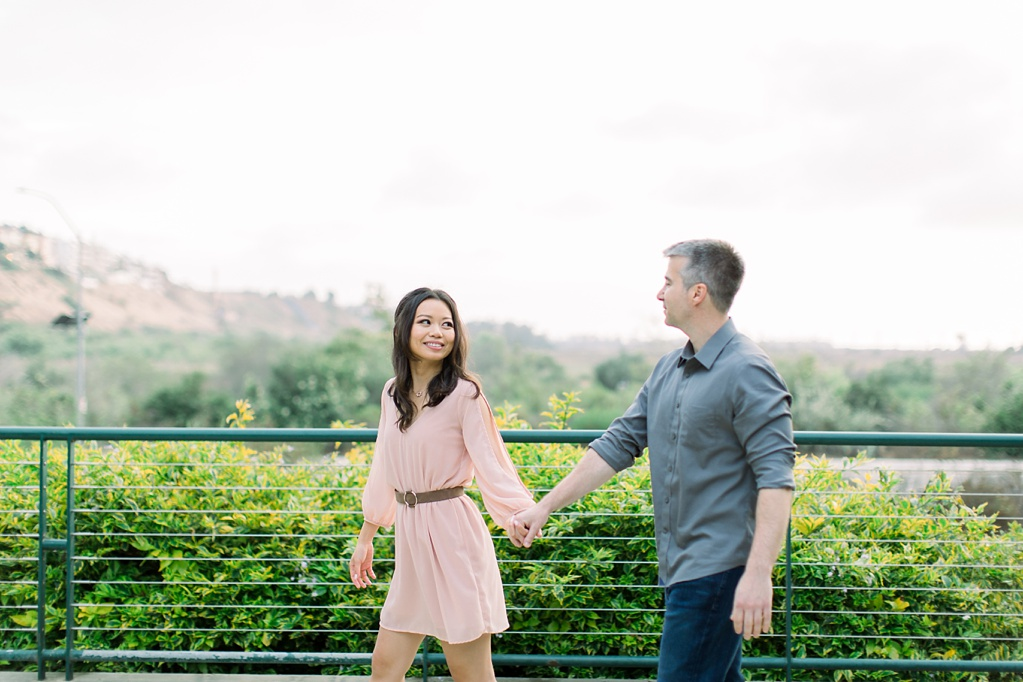 Beautiful at home engagement session in Playa Vista (6)