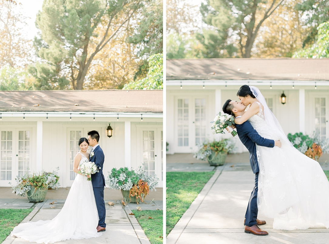 A Periwinkle Blue Inspired Wedding At Calamigos Equestrian In Burbank By Natural Light Photographer Madison Ellis. (80)