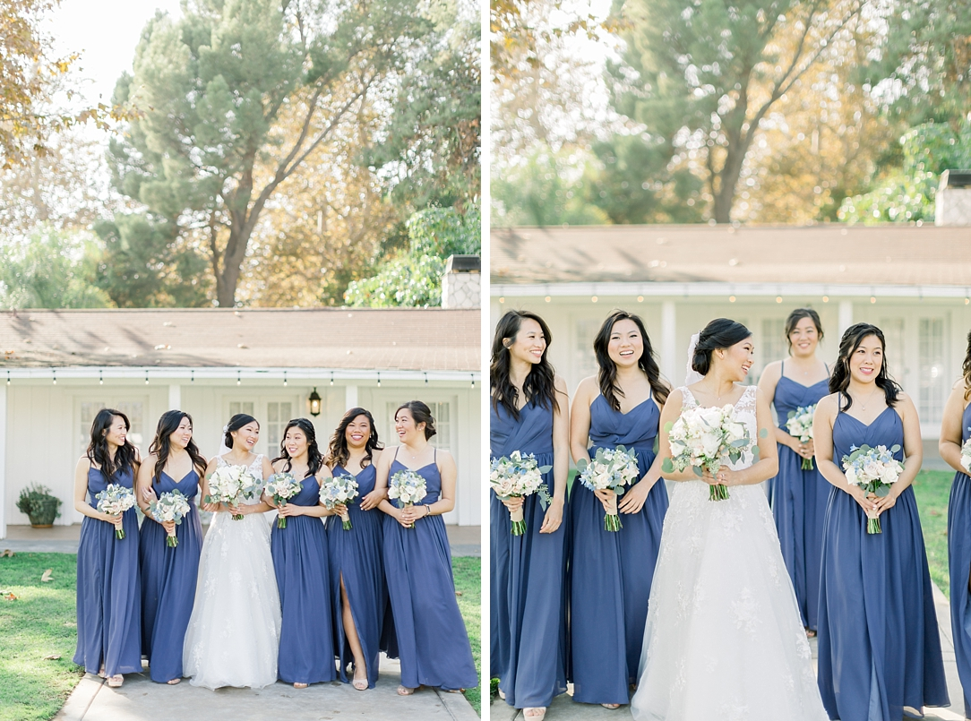 A Periwinkle Blue Inspired Wedding At Calamigos Equestrian In Burbank By Natural Light Photographer Madison Ellis. (76)