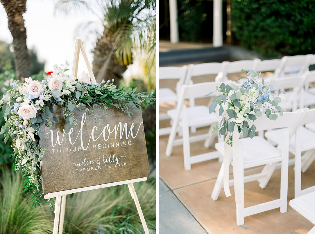 A Periwinkle Blue Inspired Wedding At Calamigos Equestrian In Burbank By Natural Light Photographer Madison Ellis. (67)