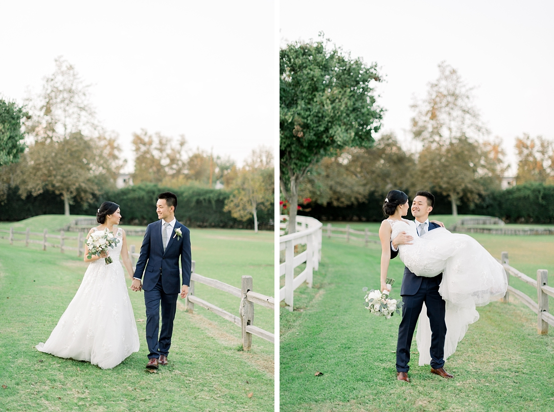 A Periwinkle Blue Inspired Wedding At Calamigos Equestrian In Burbank By Natural Light Photographer Madison Ellis. (59)
