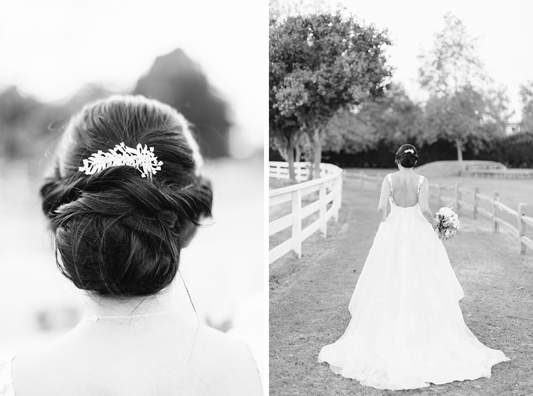 A Periwinkle Blue Inspired Wedding At Calamigos Equestrian In Burbank By Natural Light Photographer Madison Ellis. (58)