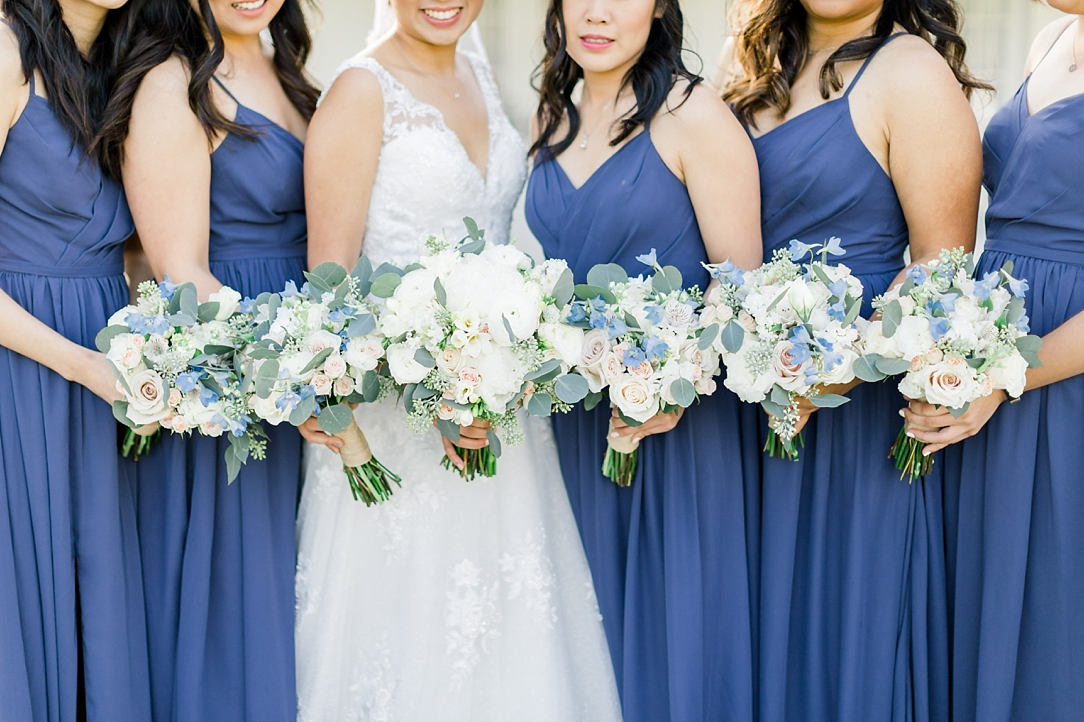 A Periwinkle Blue Inspired Wedding At Calamigos Equestrian In Burbank By Natural Light Photographer Madison Ellis. (44)
