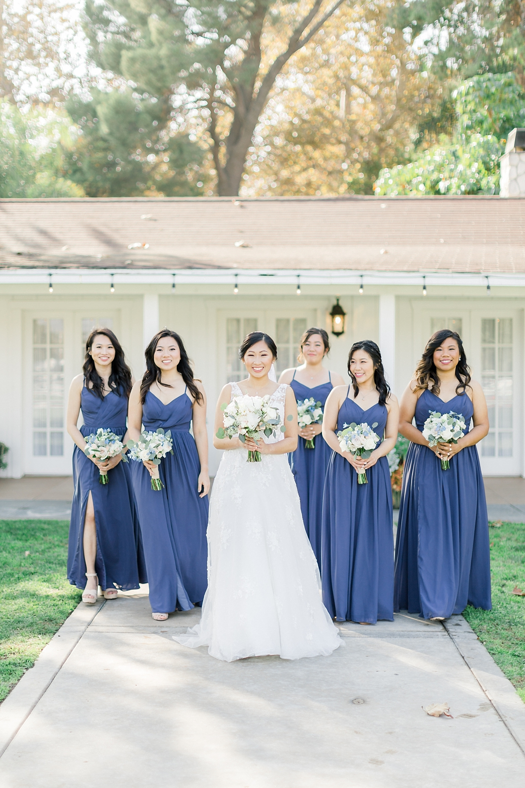 A Periwinkle Blue Inspired Wedding At Calamigos Equestrian In Burbank By Natural Light Photographer Madison Ellis. (38)
